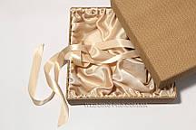 Скринька для фотокниги форматом 25х25 в стилі рустик, 650 грн.