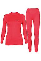 Комплект женского термобелья Haster ProClima M-L Красный (h0161), фото 1