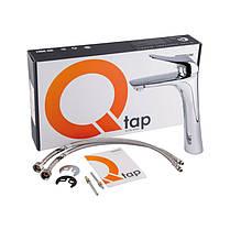 Змішувач для раковини Qtap Integra CRM 001XL, фото 3