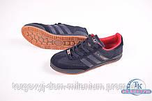 Кроссовки женские  тканевые Adidas K256-8 Размер:36,38