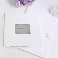 Набор DeLux книга и папка белая, фото 1