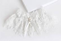 """Подвязка для невесты """"Princess lite"""""""