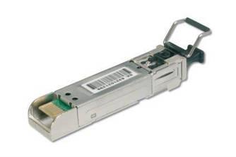 Модуль DIGITUS 1.25 Gbps SFP, 20km, SM, LC Duplex, 1000Base-LX, 1310nm, Cisco-compatible