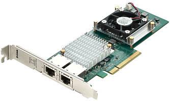 Сетевой адаптер D-Link DXE-820T 2x10GBaseT, PCI Express
