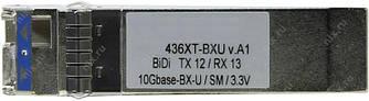 SFP+Трансивер 436XT-BXU/40KM 1x10GBaseLR SM WDM 40km, LC