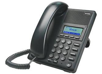 IP-Телефон D-Link DPH-120S/F1 1xFE LAN, 1xFE WAN