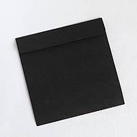 Конверт крафт черный, фото 1
