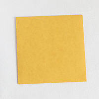 Конверт крафт желтый