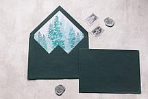 Зелений конверт