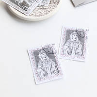Марки на конверт, фото 1