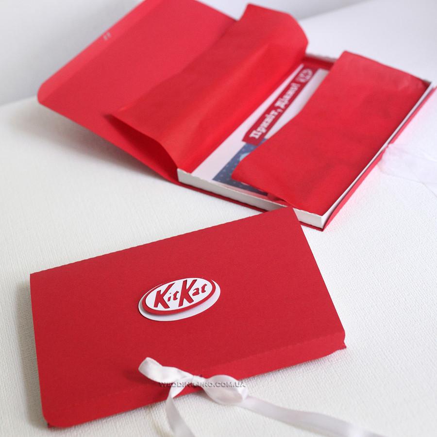 Коробка с логотипом 3Д