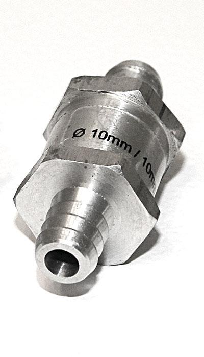 Зворотний клапан 10 мм, Євростандарт.