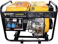 Електростанція дизель 1 Ф. 4.5 кВт Forte FGD6500E (29135)