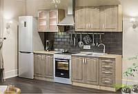 Модульная кухня Оля Цветная Комплект 2.0
