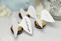 """Рассадочные карточки """"Angel"""", фото 1"""