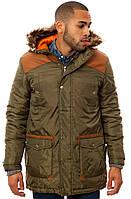 Парка\куртка D-Struct (by Bellfield) - Newry Khaki (мужская/чоловіча) Зима