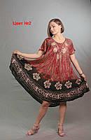 Летнее женское  удобное платье  размер 58 от производителя в Украине недорого