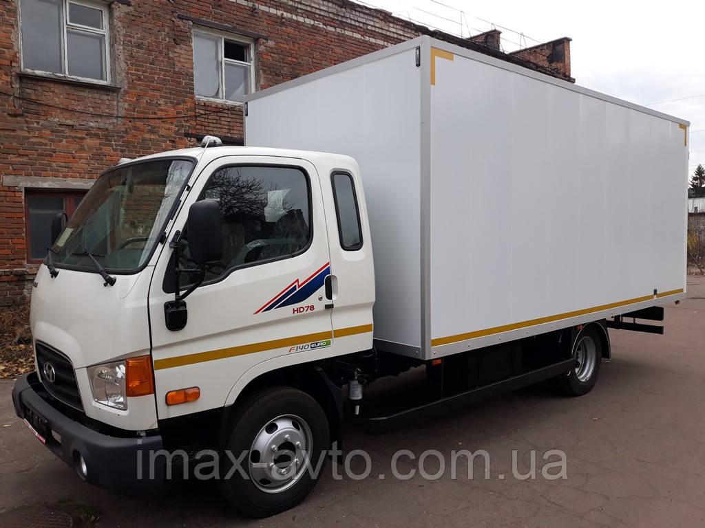 Промтоварный фургон на автомобиль Hyundai