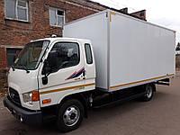 Промтоварный фургон на автомобиль Hyundai, фото 1