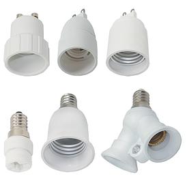 Перехідники для ламп