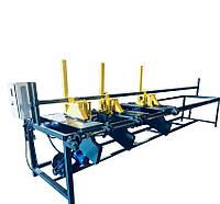 Торцовочный станок (мультиторцовка) 4 пильных узла АТП-4-1,5-4