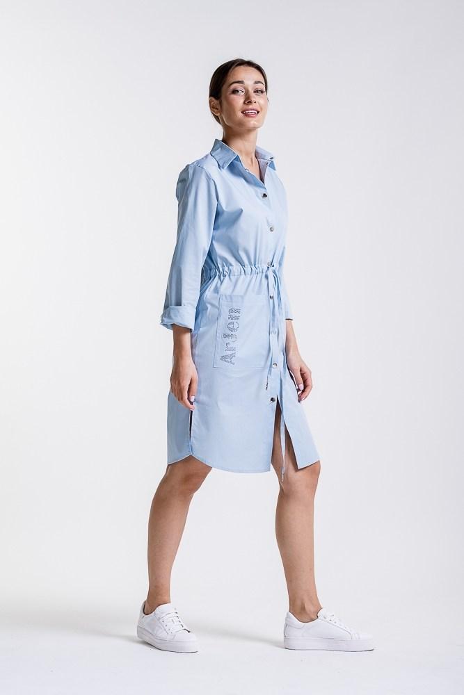 Жіноча сукня-сорочка