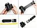 Ремінь безпеки 2-точковий чорний, автоматичний (інерційний) 130см х 5см, фото 2