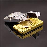 Подарункові запальничка годинник металева ZP209860, фото 1