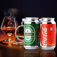 Зажигалка баночка от напитков, фото 1