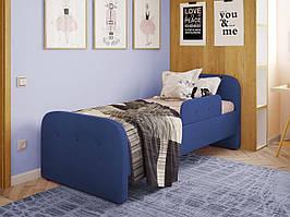 Кровать ,Teddy (Тедди). ТМ  Viorina-deko. Синий.