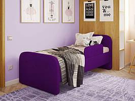 Кровать ,Teddy (Тедди). ТМ  Viorina-deko. Фиолетовый.