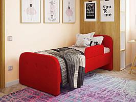 Кровать ,Teddy (Тедди). ТМ  Viorina-deko. Красный.