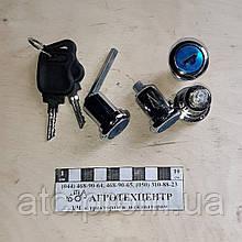 Замок двери Газ 2705 Соболь с ключами 4 замка + 2 ключа 2705-6105080/81-01   с 2003г