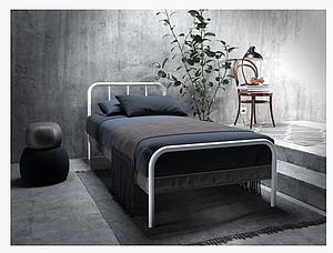 Кровать металлическая -Ирис мини