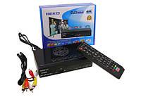 T2-тюнер DVB-T2 BEKO T777 4K IPTV YouTube
