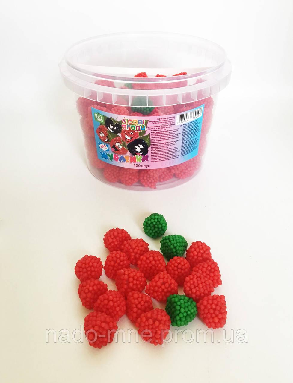 Жевательные конфеты Лесные ягоды, 600 г.
