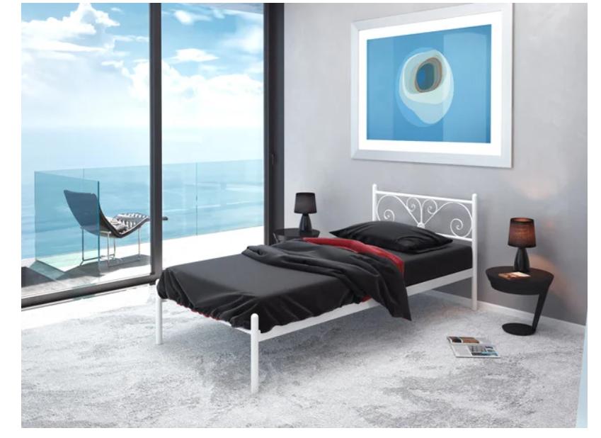 Кровать металлическая - Примула мини
