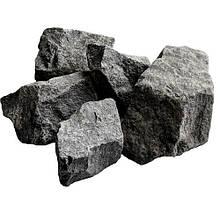 Камень для бани диабаз Карелия 20 кг (колотый)