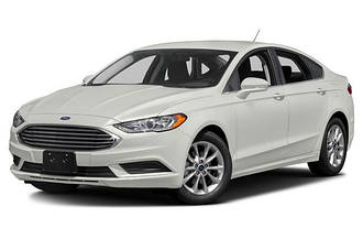 Ford Fusion 2017 2018