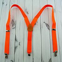 Підтяжки (помаранчеві), фото 1