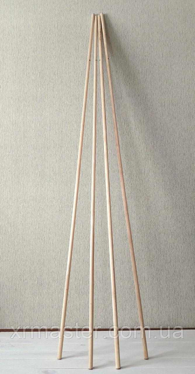 Палки для вигвама