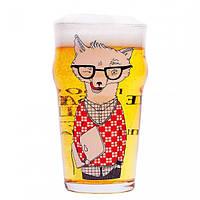 Пивной бокал Пиво це набагато більше 500 мл (4890)