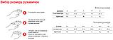 Рукавички (перчатки) діелектричні CATU CG-1 (клас 1, до 7,5кВ) , категорія AZC, фото 3