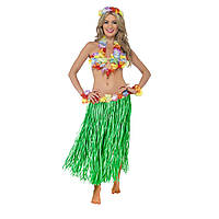 Карнавальный костюм Гавайский (зеленый)