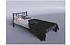 Кровать металлическая - Фавор мини, фото 3