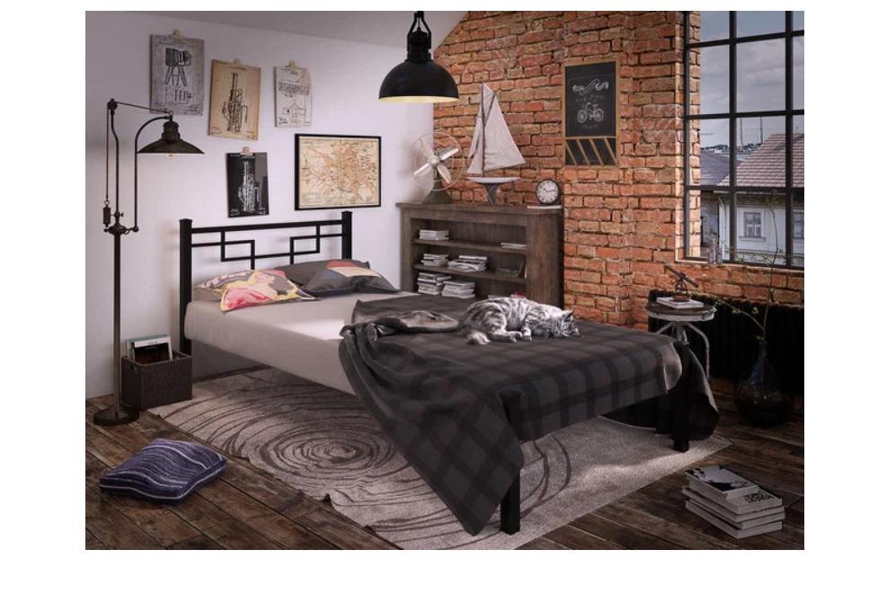Кровать металлическая - Фавор мини