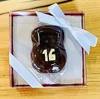 Шоколадная гиря. Подарок спортсмену. Прикольный подарок мужчине
