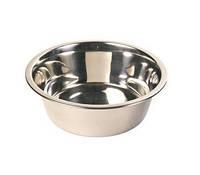 Trixie Миска Трикси стальная для собак, 0,45 л, 12 см