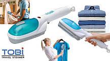 Паровой утюг-щетка TOBI ручной отпариватель для одежды Тоби, фото 3