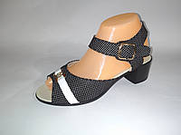 Босоножки женские,сандали женские натуральная кожа замш,производства Украина классика.